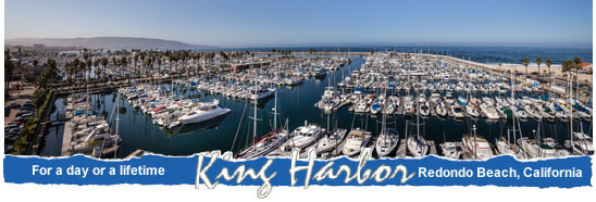 For a day or a lifetime - King Harbor Marina